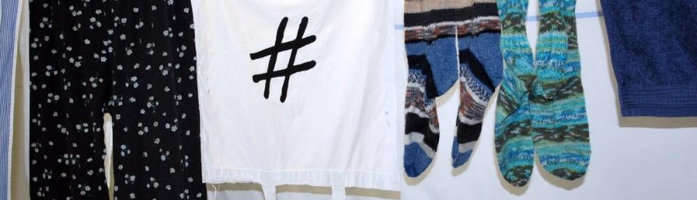 Waschtag für den Hashtag
