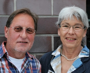 Silvernerd Ilse Mohr und Silversurfer Bernd Kasten