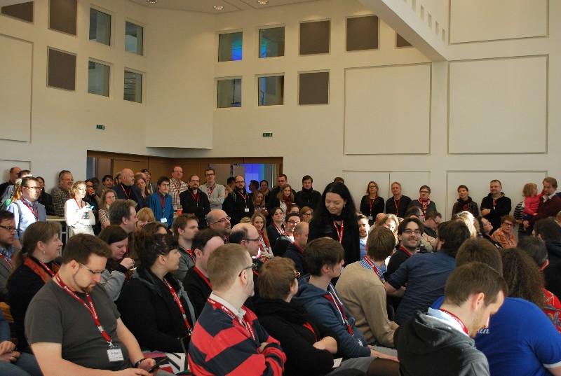 Barcamp Bonn Eröffnungssession