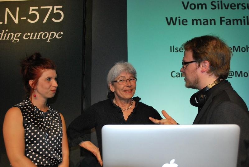 Macht verrückte Dinge und reicht bei der re:publica eine Session ein. Foto: Timo Stoppacher