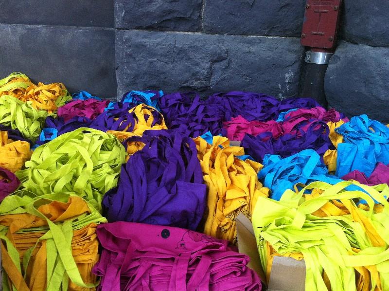 Begrüßungstüten für Re-Publica-Besucher