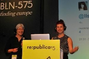 2015_05_06 Session Mama und Carline Mohr republica 2015