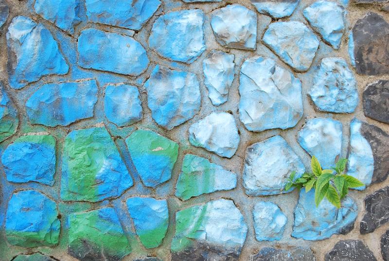 Es grünt so blau am Rheinufer