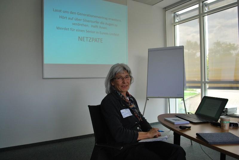 Werdet Netzpaten für einen Senior. Mein Sessionwunsch auf dem Barcamp Köln.